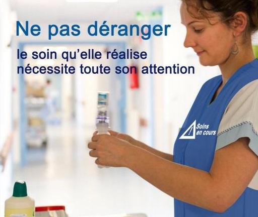 TecHopital - Soins infirmiers : tâche interrompue égale