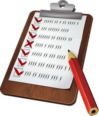 Techopital int r t d une check list de v rification dans les chambres des patients en - Check list achat maison ...