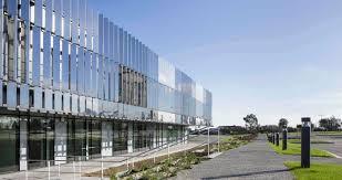 Vue extérieure de l'hôpital privé des Côtes d'Armor