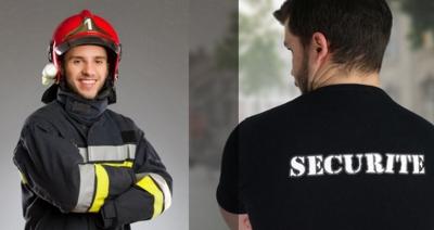 """Résultat de recherche d'images pour """"photo pompier à agent de securite"""""""