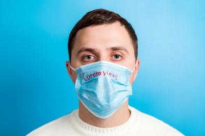 masque respiratoire infirmier